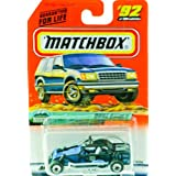 1998 - Mattel - Matchbox - #92 Of 100 Vehicles - Dune Buggy - Mountain Cruisers Edition - Series 19
