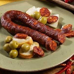 Palacios Hot Chorizo From Spain 12 Lb Sausage by Palacios