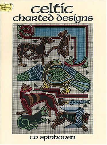 Celtic Charted Designs (Dover Needlework Series), Co Spinhoven