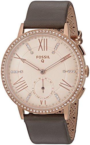 Fossil Q Gazer Gen 2 Hybrid Grey Leather Smartwatch