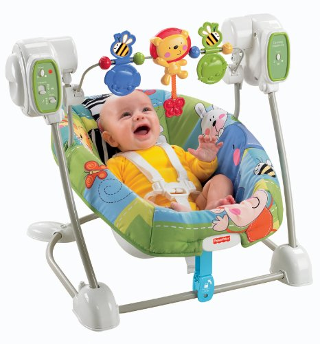 Fisher-Price Discover 'n Grow Swing 'n Seat