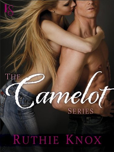 The Camelot Series 4-Book Bundle: How to Misbehave, Along Came Trouble, Flirting with Disaster, Making It Last by Ruthie Knox