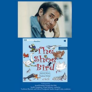 Jim Dale Talks About The Shoe Bird Rede