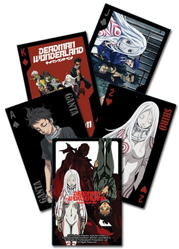 Deadman Wonderland Playing Cards - 1