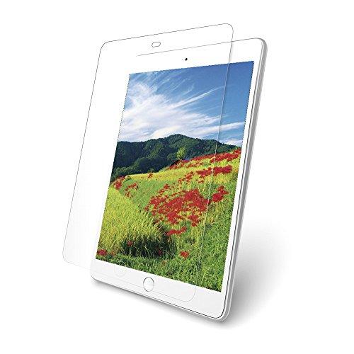 BUFFALO iPad Air 2 (2014年) 気泡が消える液晶保護フィルム 反射防止タイプ BSIPD14FT  【指紋がつきにくく映り込みを抑える 目に優しい】