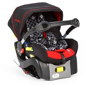Disney Minnie Mouse Infant Car Seat