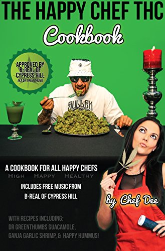 The Happy Chef THC: Dr. Greenthumb Edition -Vol 1