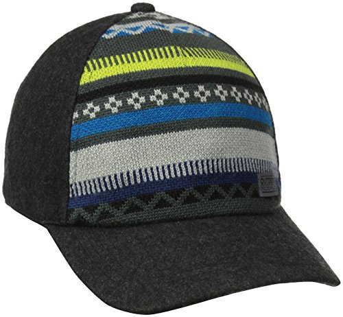 Hot Outdoor Research Carlisle Cap, Charcoal, One Size