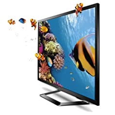 LG 32-Inch Cinema 3D 1080p 120Hz LED-LCD HDTV