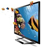 LG 47LM6200 47-Inch Cinema 3D 1080p 120Hz LED-LCD HDTV with Smart TV and Six Pairs of 3D Glasses