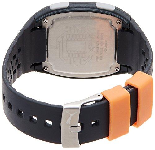 Puma Orologio Digitale Unisex quadrante grigio-PU910991004