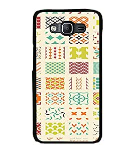 iFasho Animated Pattern colrful tribal design Back Case Cover for Samsung Galaxy E7