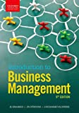 img - for Introduction to Business Management book / textbook / text book