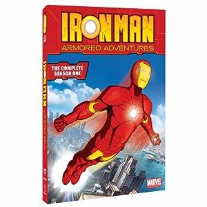 Iron Man Armored Adventures Complete Season 1 from Vivendi Entertainment