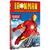 Iron Man: Armored Adventures Complete Season 1