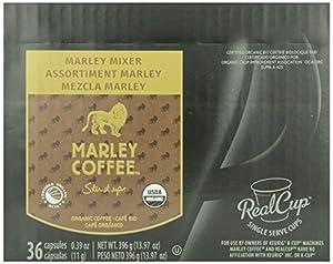 Amazon Com Marley Coffee Marley Mixer Single Serve