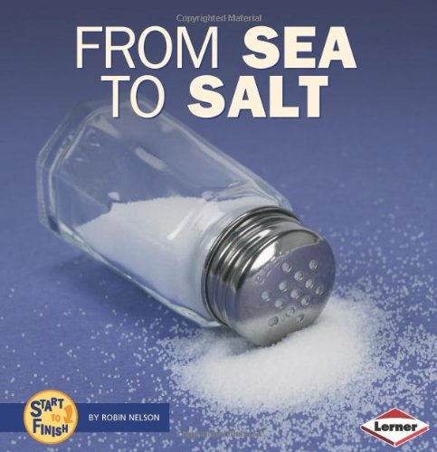 From Sea To Salt (Start To Finish)