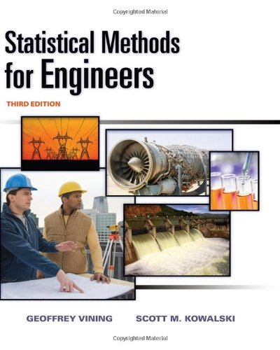 Statistical Methods for Engineers 3rd edition