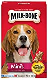 Milk-Bone Mini's Dog Treats, 15-Ounce (Pack of 6)