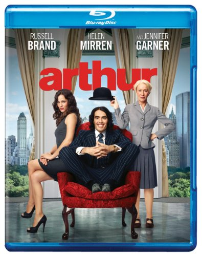 Cover art for  Arthur [Blu-ray]
