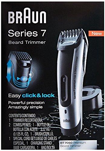 Braun Series 7-7050 Beard Trimmer 1 Count Series 7-7050 Beard Trimmer 1 Count (Braun Series Trimmer compare prices)