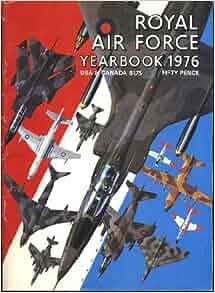 Royal Air Force Yearbook 1976: William Green, Gordon Swanborough