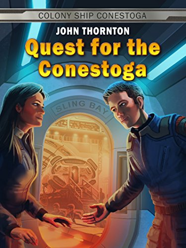 Quest For The Conestoga by John Thornton ebook deal