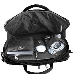 Marware Sportfolio Deluxe Case for MacBook Air, Black (602956004752)