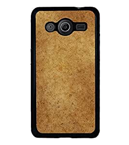 Vizagbeats Woodcardboard Back Case Cover For Samsung Galaxy Core 2