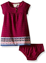 Roxy Baby-Girls Lodge Dress, Festival…