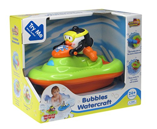 Happy Kid Toy Group Bubbles Watercraft-Penguin - 1