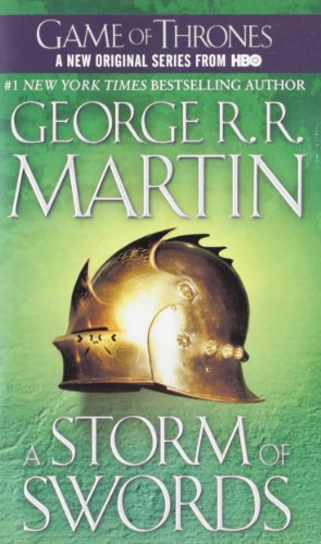 A Storm of Swords: Book Three of a Song of Fire and Ice (poche)