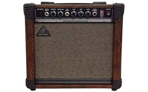 BEHRINGER ULTRACOUSTIC AT108 Guitar Amplifier - 1
