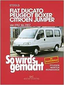 So wird's gemacht. Fiat Ducato / Peugeot Boxer / Citroen Jumper. Ab