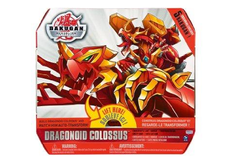 Spin Master Bakugan Gundalian Invaders - Dragonoid Colossus