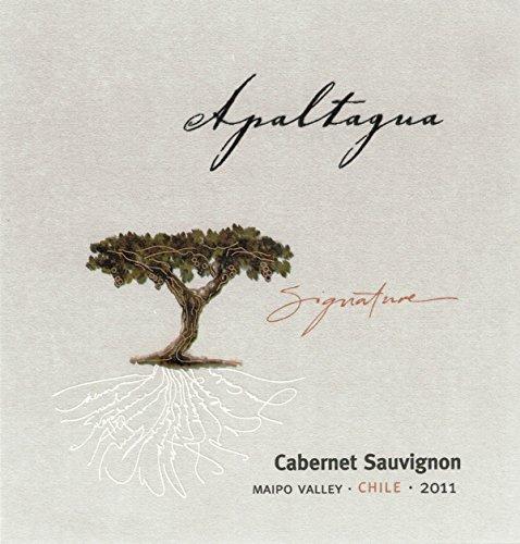 """2011 Apaltagua """"Signature"""" Cabernet Sauvignon 750 Ml"""