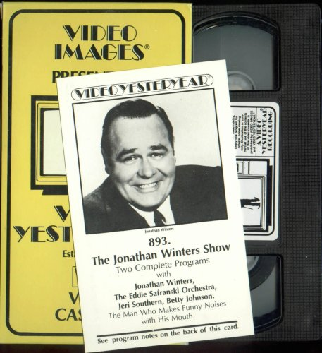 The Jonathan Winters Show