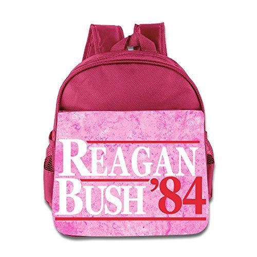 Reagan Bush 84 - Republican, GOP Kids School Backpack Bag (Dior Bush compare prices)