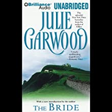 The Bride Audiobook by Julie Garwood Narrated by Rosalyn Landor