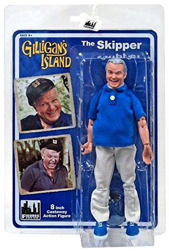 Gilligan's Island 8 Inch Action Figures Series 1: Skipper