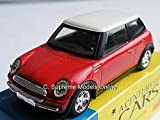 Bmw Mini One Model Car 1/43Rd Scale 2 Door Packaged Boxed Issue Pkd K8967Q