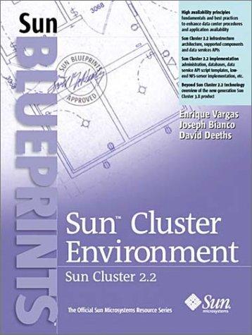 Sun Cluster Environment (Sun Microsystems Press)