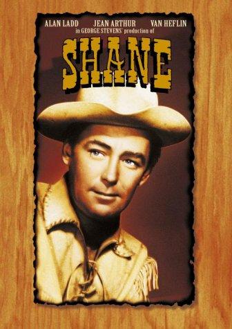 Shane [DVD] [1953]