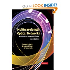 Multiwavelength Optical Networks: Architectures, Design, and Control