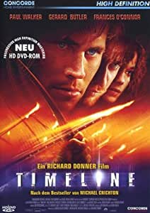 Timeline - Bald Wirst  (Hd) [HD DVD] [Import allemand]