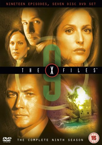 x-files-season-9-dvd