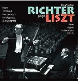 echange, troc  - Richter plays Liszt : Piano Concerto n°2, Mephisto Waltz