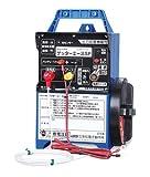 末松電子 電気牧柵機 ゲッターエースSP 【強力型】 ACE-SP5(バッテリー収納BOX付) No.103