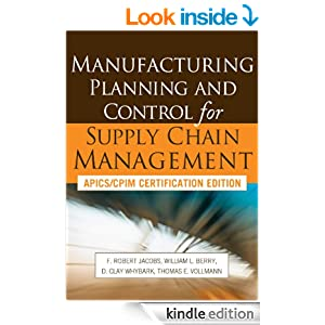Manufacturing Planning And Control For Supply Chain border=
