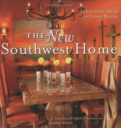 The New Southwest Home: Innovative Ideas For Every Room front-71332